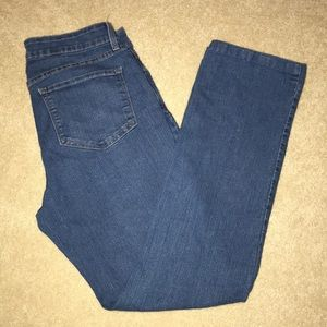 NYDJ HIGH RISE MOM JEAN NOT YOUR DAUGHTERS JEANS
